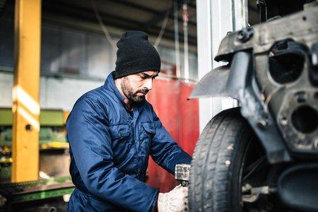 保定科技中等专业学校汽车运用与维修专业